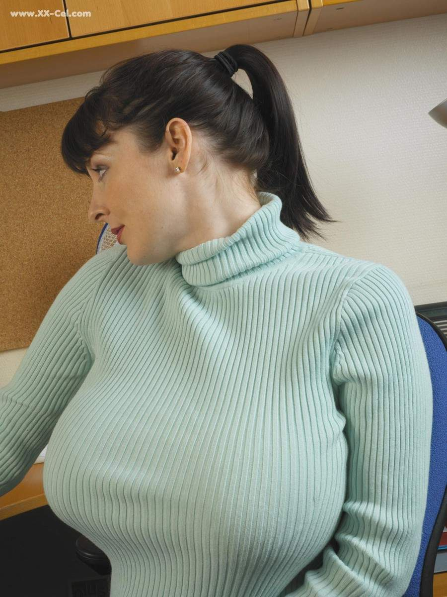 Sweaters breasts in